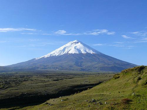 世界一高い活火山