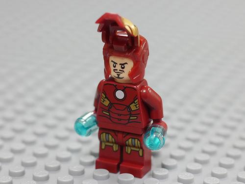 LEGO 笑顔のトニー・スターク